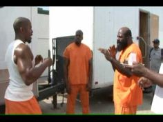 Michael Jai White and Kimbo Slice extended version - YouTube