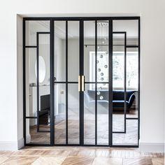 52 Creative Models Of Main Doors Ideas For Minimalist Home Minimalist Bedroom, Minimalist Home, Partition Design, Main Door, Suites, Internal Doors, Door Design, Windows And Doors, French Doors