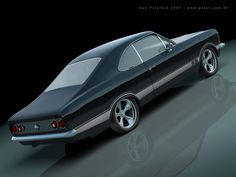 Chevrolet Opala SS - Foose Design