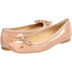 Stuart Weitzman Shoestring Ballet Flat