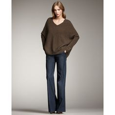Modern Flare Jeans, Vince.