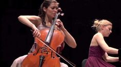 Magical.... lifts your soul to a spiritual height.  Schubert Ständchen : Camille Thomas and Beatrice Berrut