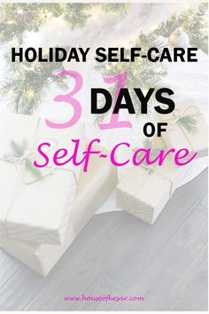 Ahead are 31 holiday self-care ideas (one to represent each day) to ensure that you remain your best self, and most importantly have a damn good time; self care for christmas What Is Self, Self Love, Mental Health Issues, Self Care Routine, Coping Skills, Self Discovery, Health And Wellbeing, Best Self, Self Help
