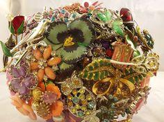 Custom Order Brooch Bouquets by nicolasacicero on Etsy, $75.00