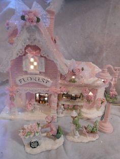 Pink florist