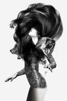 jenny-liz-black-white-illustrations-1