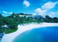 Hotel Shangri-La's Rasa Sentosa Resort and Spa - Singapore #HotelDirect info: HotelDirect.com