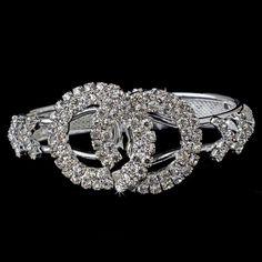 Bracelet 8279 Silver Clear
