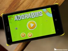 If you detest cute and cuddle characters, Adorables is not a Windows Phone game you Windows Phone, Sierra Online, Game Development Company, Apple Ii, Two Player Games, Phone Games, Game Start, Could Play, First Game