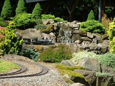 Father's Day weekend garden railroad tour: Small is huge (photos and video) | OregonLive.com