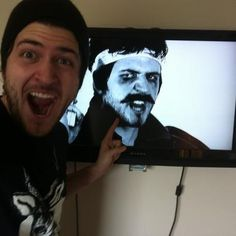 Olan Rogers and his remarkable stories