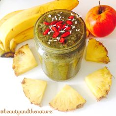 Another green smoothie:)