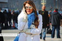 Anna Dello Russo Paris Fashion Week