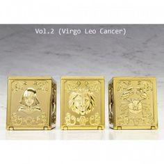 Saint Seiya Myth Cloth Pandora Box Vol.2 Cancer Leo Virgo Die Cast Saint Seiya Myth Cloth Pandora Box Vol.2 Cancer Leo Virgo Die Cast ...