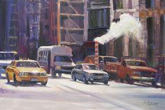 New York City art, Manhattan art