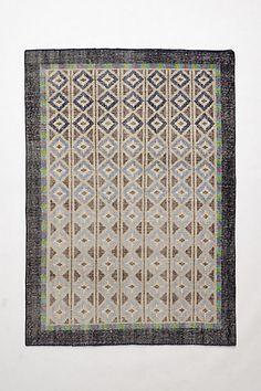 Discover unique rugs, area rugs, doormats and runners at Anthropologie, including the season's newest arrivals. Floor Rugs, Home Furnishing Accessories, Rugs, Dhurrie Rugs, Rug Design, Funky Home Decor, Hand Knotted Rugs, Area Rugs, Diamond Rugs
