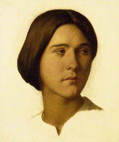 Hippolyte-Jean Flandrin paintings
