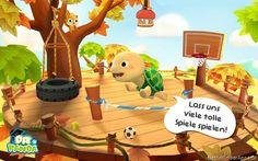 Dr. Panda & Totos Baumhaus iPad Android App für Kinder (18)