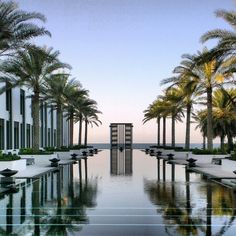 Epitomising the new contemporary, funky Arabia, The Chedi Muscat is incredibly popular with our clients. With seamless service, a wonderfully relaxed atmosphere, and spellbinding views of the Gulf of #Oman, it's easy to see why.