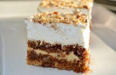 Prăjitura Cappuccino – O prăjitură de casă ușoară și gustoasă – Atenție, provoacă dependență!