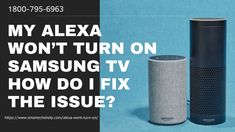 Alexa Won't Turn on Samsung TV or Alexa Not Turning on Lights? Don't worry, just grab your phone and reach Alexa Helpline Number Toll-Free at 1 800-795-6963, available 24/7, get troubleshooting tricks now. Download Alexa App, Turn On Me, Samsung Tvs, Turning, Number, Lights, Phone, Free, Telephone