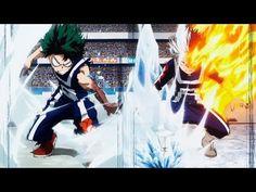 Boku no Hero Academia「AMV」- Midoriya vs Todoroki