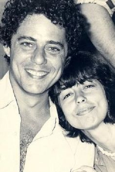 Chico Buarque  and Nara Leao
