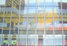Times Square  Silkscreen Print by Brendan Neiland