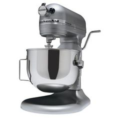 Kitchen gadgets - do you have a @kitchenaid mixer? It saved my life.