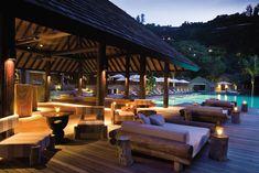 Heavenly hilltop hideaway! Four Seasons Resort Seychelles