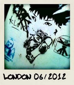 Some new Street Art pics from London, taken in June 2012 and from Brick Lane