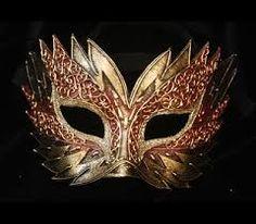 maschere veneziane uomo