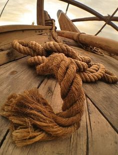Nautical Rope #TravelBrilliantly