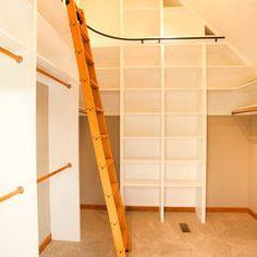 modern closet by Case Design  Remodeling Indy