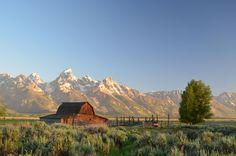 Grand Teton National Park, Wyoming, 27 Juin 2013, Nikon D5100 par Michael Faist