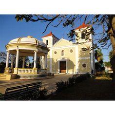 Guira de Melena Church, Cuba