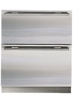 JC Perreault | Électros - Réfrigérateur - SubZero - Réfrigérateur-tiroirs 700BR