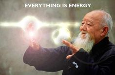 EVERYTHING is energy!