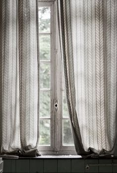 002 | Flickr - Photo Sharing! Home Curtains, Window Curtains, Home Tex, Bubble Chair, Window Dressings, Drapery Fabric, Soft Furnishings, Architecture, Window Treatments