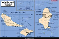 Wallis and Futuna Map - http://alltravel8.com/wallis-and-futuna-map/