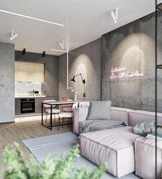 Interior Design For Living Room Key: 7375141907 Apartment Interior, Home Interior Design, Interior Design, House Interior, Home, Interior, Apartment Design, Bedroom Design, Home Decor