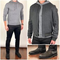 Mens Fashion Night Out Gq Mens Style, Men Style Tips, Casual Outfits, Men Casual, Fashion Outfits, Fashion Trends, Fashion Styles, Men's Outfits, Fashion Shirts