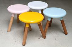 cute stools for kids