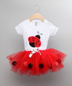 Ladybug Outfits for Babies | Click Photo for Larger Images)