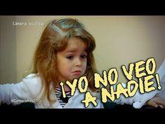 Cámara oculta de niños en El Hormiguero - Nadie por aquí, nadie por allá - YouTube Great listening/introduction to negative words palabras negativas cómico spanish español funny cute fun engaging