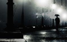 Awesome rain