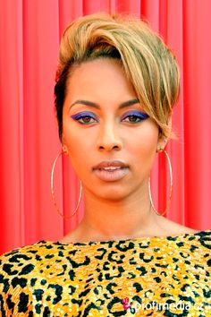 Keri Hilson.. LOVING the hair!