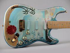 Fender Custom Shop Aloha NAMM Stratocaster