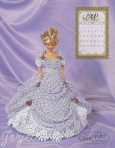 May, Annie's 1999 Bridal Dreams Collection crochet patterns