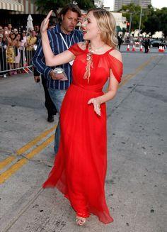 Super Model Scarlett Johansson